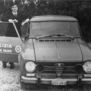 Squadra Volante 113 Milano 1972